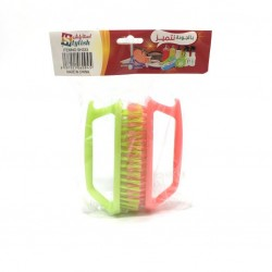 Stylish cleaning brushes 2 pieces