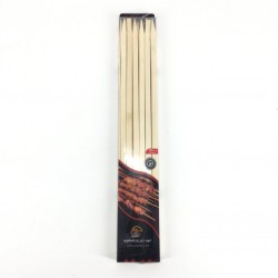 Bamboo sticks for grills 30 pieces